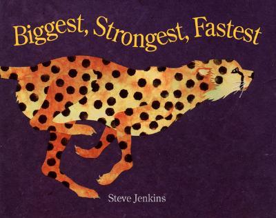 Biggest, Strongest, Fastest By Jenkins, Steve